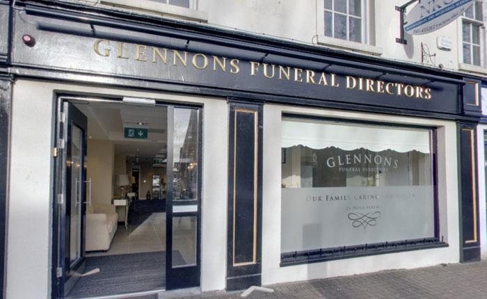 Glennons Funeral Directors 360 Virtual Tour #3VT